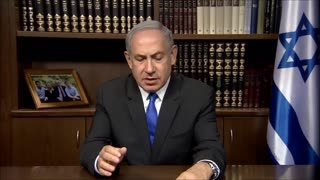 Wayne Dupree Sings The Praise Of Israeli Prime Minister Benjamin Netanyahu - Video