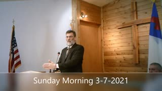 Sunday Morning 3-7-2021