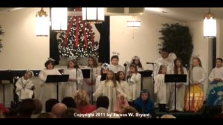Special Service - Youth Christmas Program, with Kathy Bryant, 2011