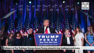 The Trafalgar Group pollsters find hard-to-reach Trump voters, shows POTUS ahead in battlegrounds