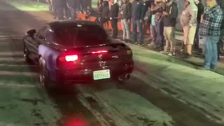 Backfire and Burnouts