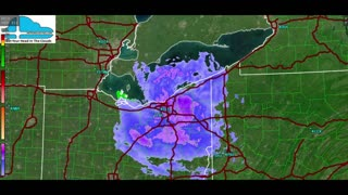 Lake Effect Snow Cleveland Radar