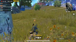 Rush Fight At End Chicken Dinner Pubg Game