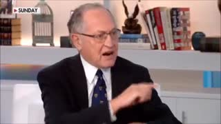 Alan Dershowitz slams liberals for claiming Trump is mentally ill - Video