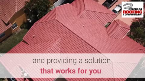 Best Roofing Company Near South Florida   tornadoroofing.com