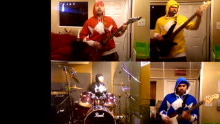 Power Rangers Theme Song (Full-band Classical/Hard Rock Version) - Video