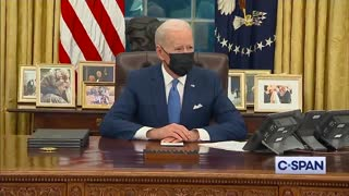 Biden Says Executive Orders Are Fine When He Does Them