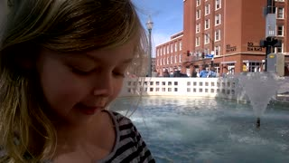Little Girl's Wish For Her Daddy - Video