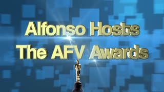 Alfonso Hosts His Own Academy Awards