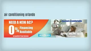 Air conditioning repair orlando - Video