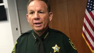 Broward County Sheriff Scott Israel refusing to take responsibility for the actions of his deputies