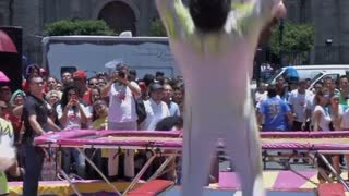 Animal ban in Mexico City circuses stirs unrest among performers - Video