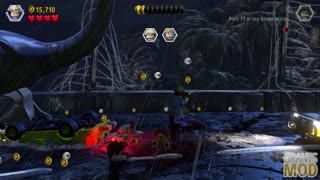 LEGO: Jurassic World walkthrough part 5 - Video