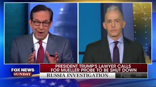 Gowdy To Trump Lawyer 'If POTUS Is Innocent, Act Like It; Let Mueller Finish Investigation' - Video