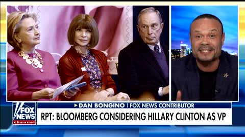 Dan Bongino responds to BS letter about Bill Barr