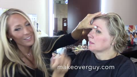 MAKEOVER: Still In A Little Bit of Shock! by Christopher Hopkins, The Makeover Guy®