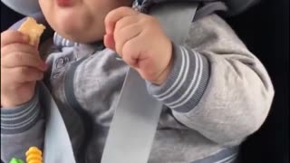 very cute baby - Video