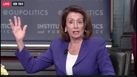 College freshman triggers Pelosi over 'crumbs' remark; This is GOLD!