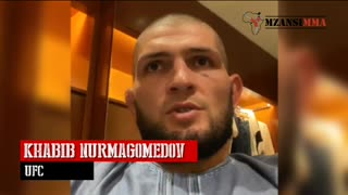 UFC: Khabib: My fight IQ is much higher than Justin's