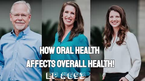 Dr. Stuart Nunnally Why Oral Health Is CRITICAL For Overall Health!!