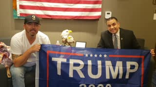Special Message for President Trump from Chad Prather and John Di Lemme