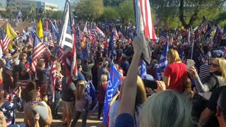 """""""Stop the Steal"""" Rally Phoenix"""