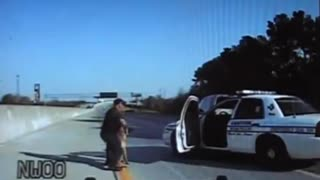 12 Year Old Leads Police On A Wild Chase... K9...