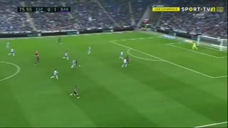Gol de Ivan Rakitic vs Espanyol - Video
