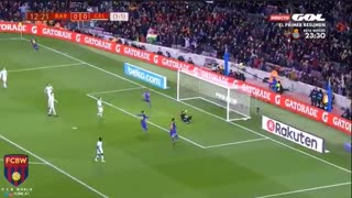 Gol de Messi vs Celta Vigo - Video
