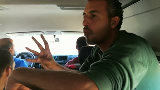 Tour Guide Explains Importance Of Healthy Plants In Dahab Egypt