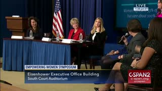 Sarah Sanders Gave Attendee an Opening to Plug Her Business During Empowering Women's Symposium - Video