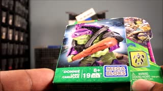 CiiC Mega Blocks TMNT OOTS Donny Camo - Video