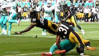 Watch Steelers Lawrence Timmons Puke Everywhere Mid Game - Video