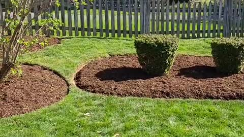 Landscaping Mulching Hagerstown MD Contractor