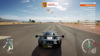 Forza breaks the laws of physics.