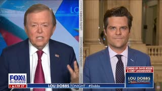 Matt Gaetz calls to impeach Judge Sullivan