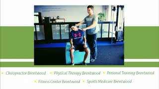Physical Therapy Brentwood - Video