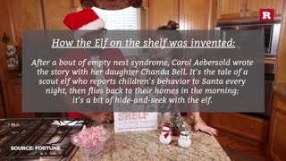 Elf on the Shelf | Elissa the Mom - Video
