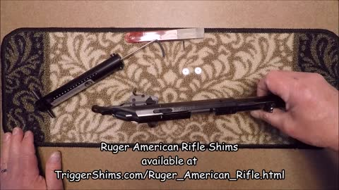 Ruger American Rifle Trigger Pull Check