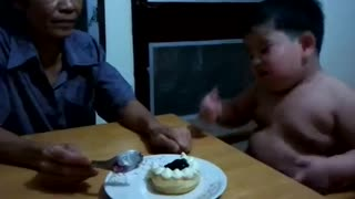 happy birthday baby  - Video