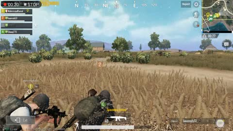 Best Drop After Great Fight Pubg Game
