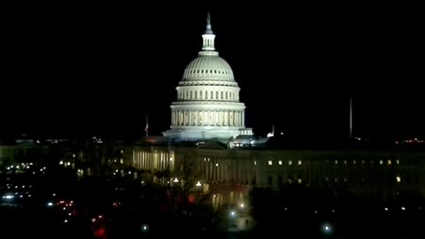 DC - 3:20 am 1.16.2021 EMS Respond to Emergency Outside White House