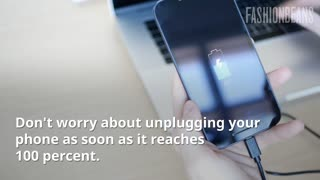 How You're Charging Your Phone Wrong - Video