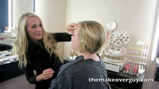 MAKEOVER: Sister's Start Fresh by Christopher Hopkins, The Makeover Guy® - Video