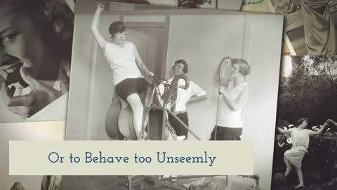 Funny 1920s Workouts