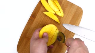 Cutting Tricky Fruits - Video