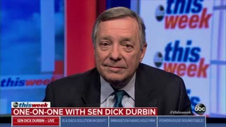 Durbin: Doing Away With the Filibuster Would 'End the Senate' - Video