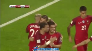 VIDEO: Cristiano Ronaldo scores a beautiful goal vs Andorra - Video