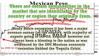 2014 Peso Devaluation Vs Tequila Market By Brady Bunte - Video