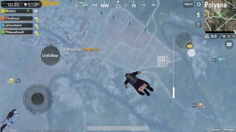 Pubg Zombie Survival plane crash
